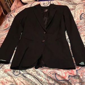 Women's black blazer